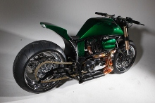 Bikecraft Custom Buell M2 Cyclone