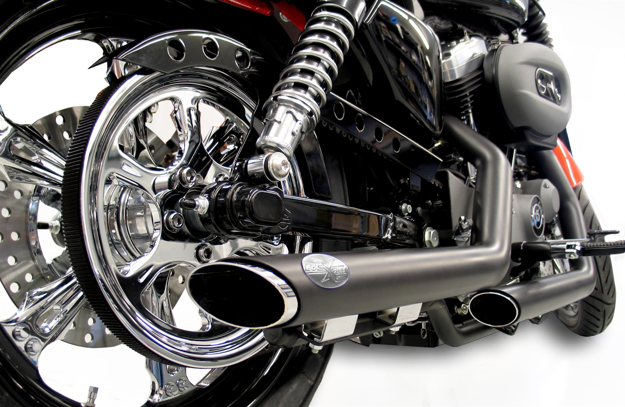 Picture of RC SLIP-ON EXHAUST