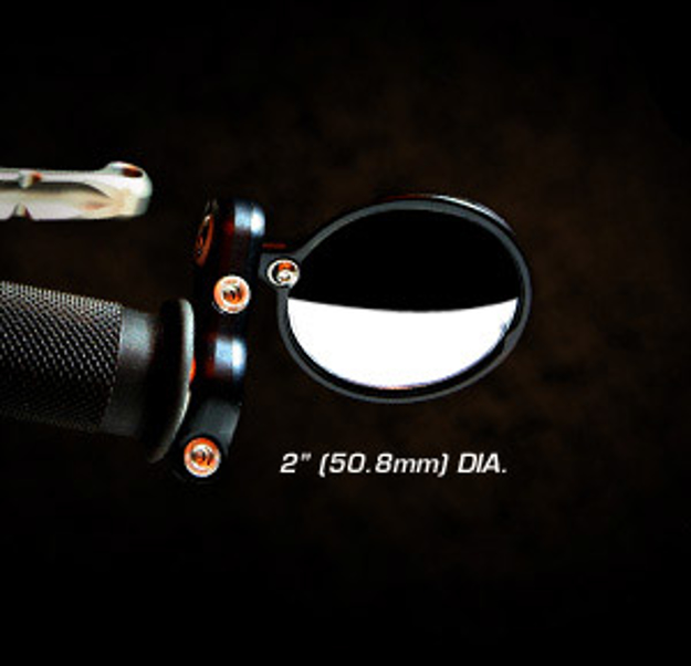 Picture of CRG BLINDSIGHT BAR END MIRROR