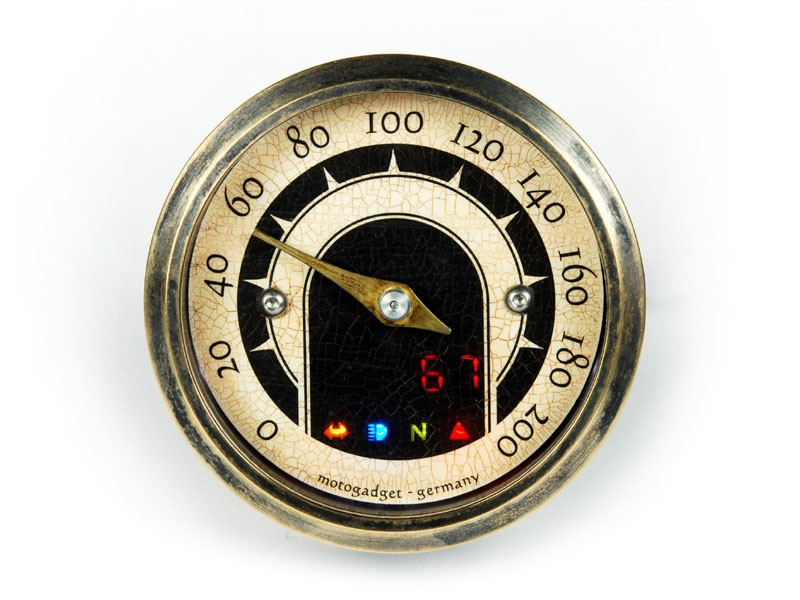 Picture for category Instruments/Speedometers