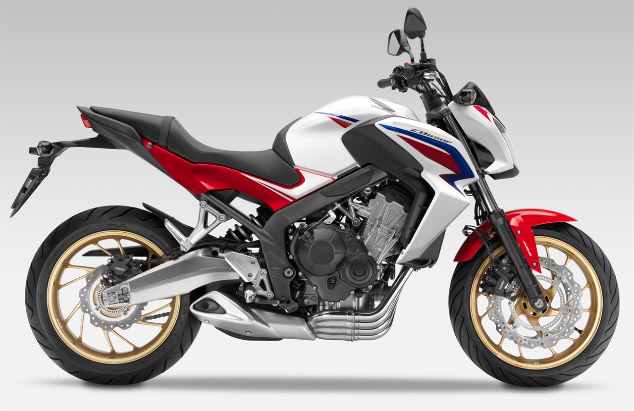 Picture for category CB 650 F ABS 2015-