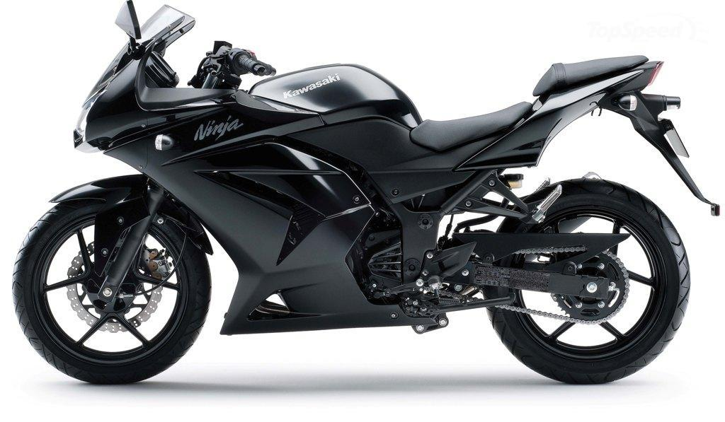Picture for category Ninja 250EX 2008-2012