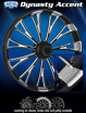 """Picture of RC Components """"DYNASTY ACCENT"""" wheels"""