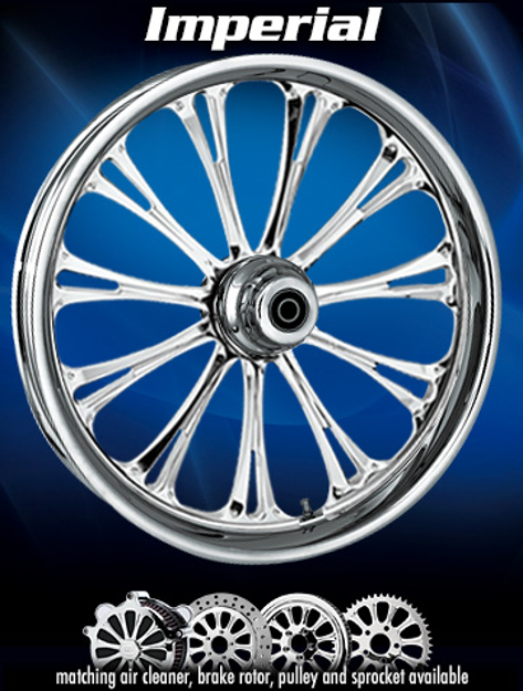 """Picture of RC Components """"IMPERIAL"""" wheels"""
