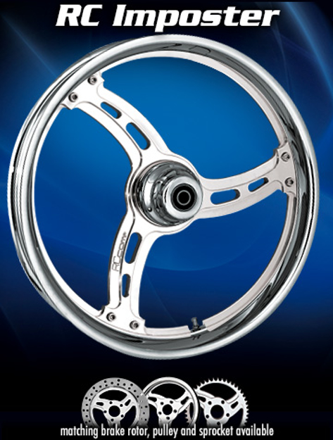 "Picture of RC Components ""RC IMPOSTER"" wheels"
