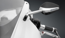 """Picture for category MIRRORS WITH INTERGRATED INDICATOR LIGHT """"VELOCE L""""(BS305) ADAPTER"""