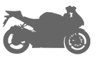 Picture for category MIRROR ADAPTERS FOR BIKES WITH FAIRINGS
