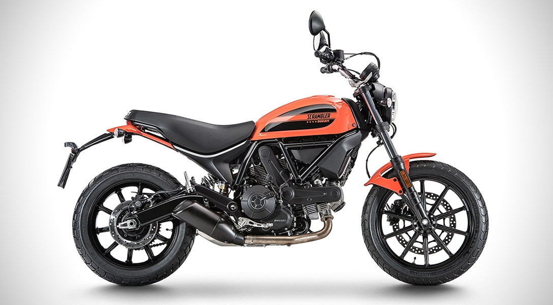 Picture for category Scrambler Sixty 2 2015-