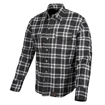 Picture of Speed and Strength™ Black Nine™ reinforced moto shirt