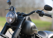 Picture of Turn Signals Stripe LED with housing to suit Harley-Davidson Softail Slim S models and Fat Boy S 16-later models, V-Rod models and Touring 09-16 models (hydraulic clutch). (BLACK)