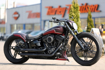 Picture of IGNITION COVER BICOLOR-CUT M8 HARLEY