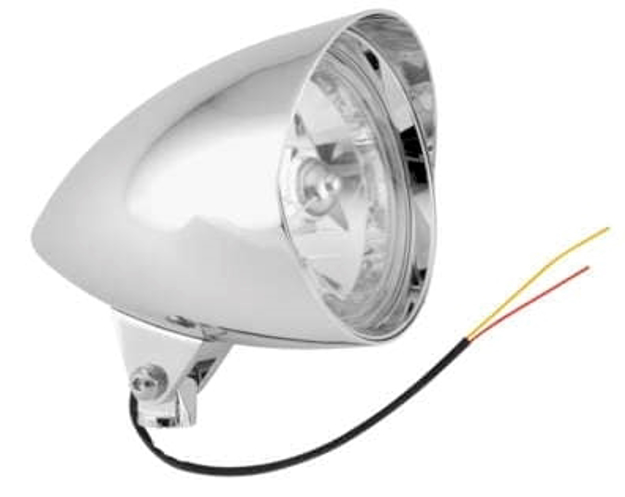 Picture of HEADLIGHT 5-3/4 CHROME - BILLET