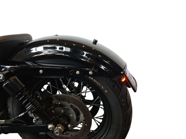 Picture of Fender Eliminator/Tail Tidy Harley-Davidson Sportster Iron & Forty-Eight 2011-18