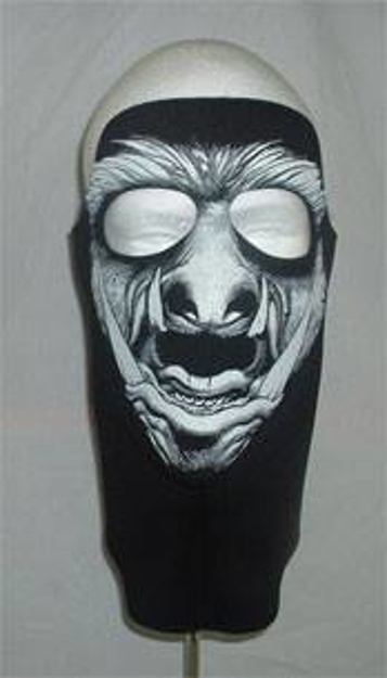 Picture of Wicked Wear Face Masks - Boar